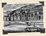 Cincinnati in the early 1800s
